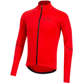PEARL iZUMi Attack Thermische Longsleeve Jersey Heren, torch red